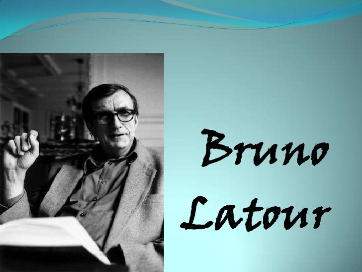 BrunoLatour