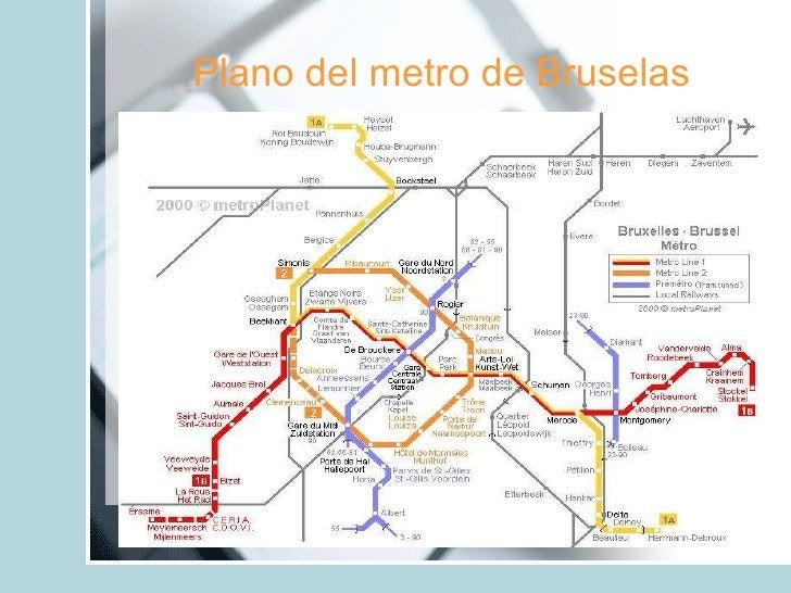 Ejemplo De Organizacion De Viaje Internacional Bruselas