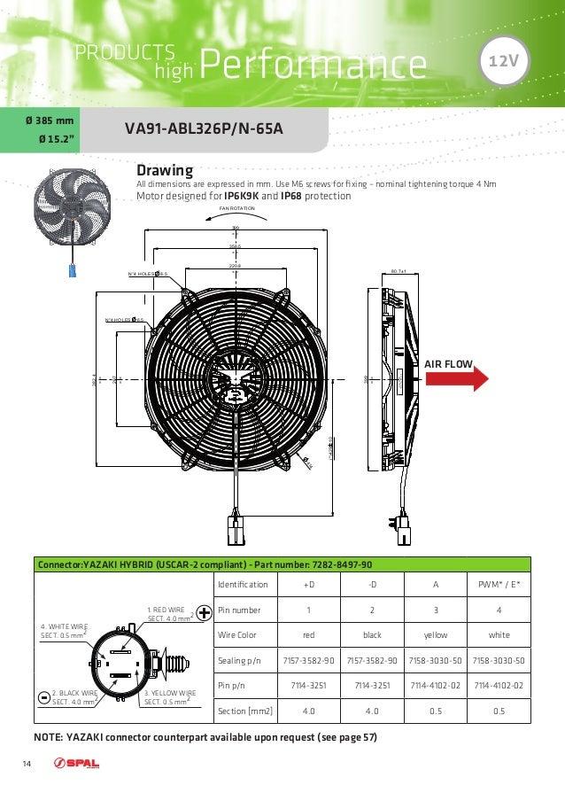 spal brushless fan wiring diagram dometic analog