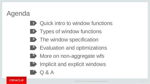 SQL window functions for MySQL Slide 3