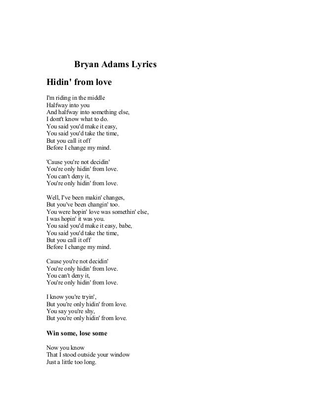 bryan duncan dying to meet you lyrics
