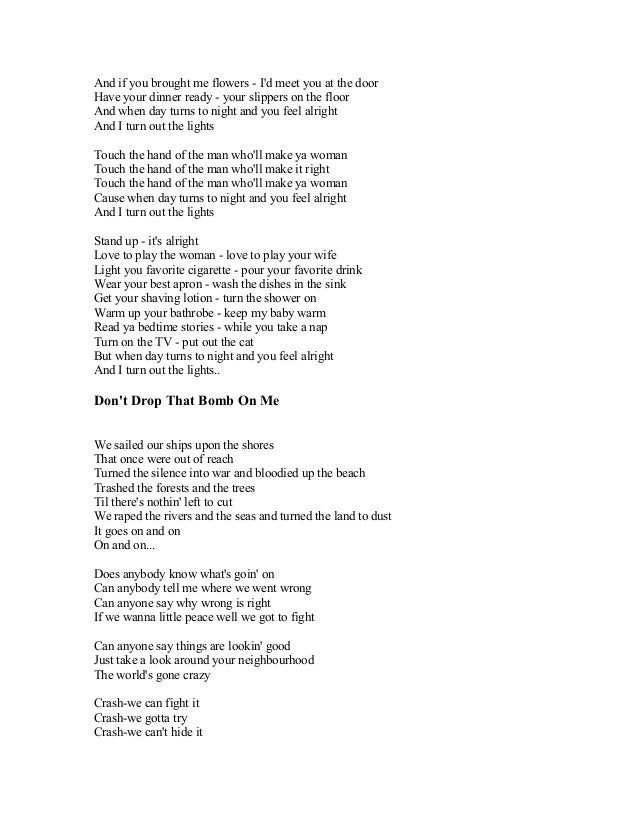 Lyric lyric song look up : BRAYAN ADAMS SONG LYRICS