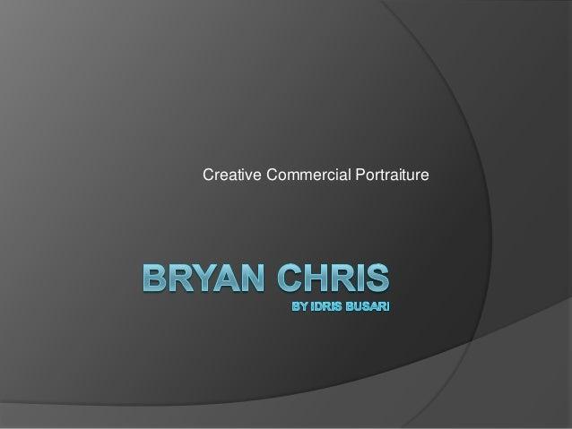 Creative Commercial Portraiture