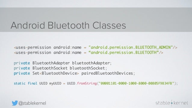 Android Bluetooth Send String To Arduino
