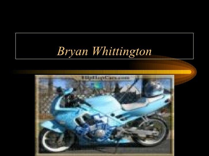 Bryan Whittington