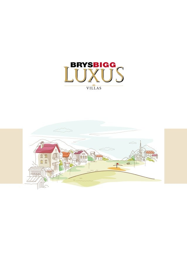 The best homes in the world will pale before the grandiose of BRYS BIGG Luxus. Yes, quite literally. The villas of unmatch...