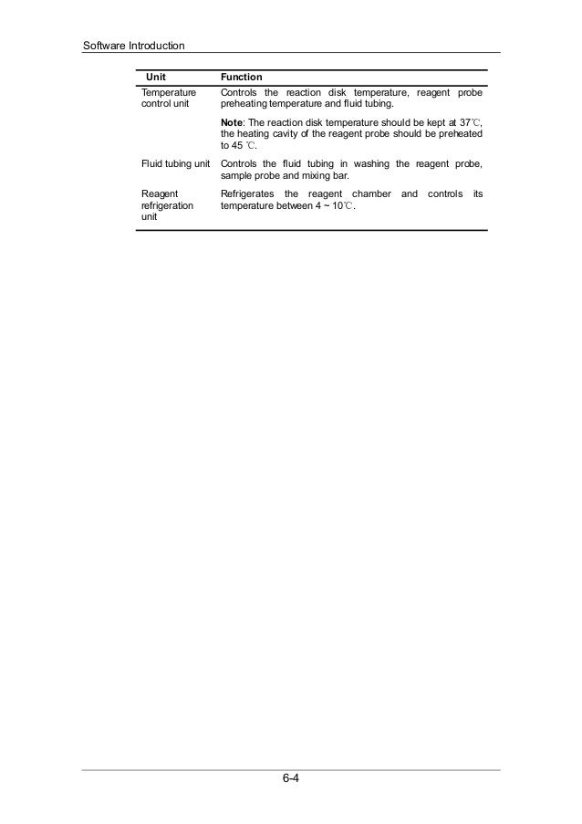 bs 300 service manual v1 0 rh slideshare net Ortho VITROS Chemistry Reagents Organic Chemistry Reagents Cheat Sheet