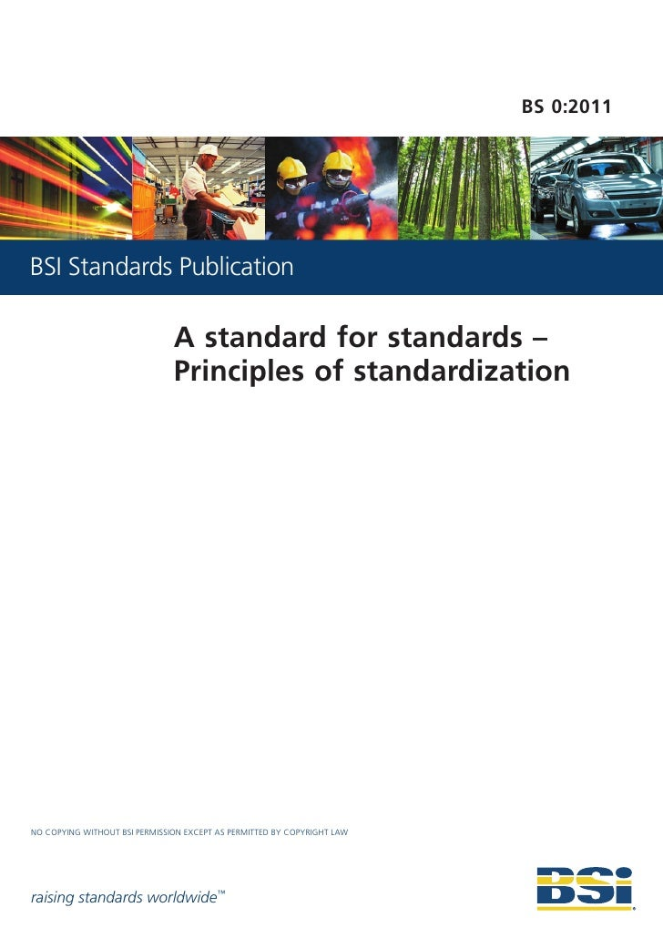 BS 0:2011BSI Standards Publication                               A standard for standards –                               ...