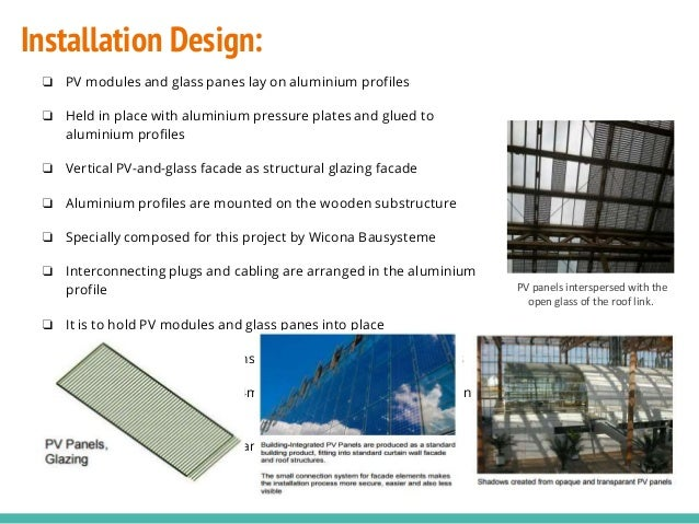 Assignment Building Integration Of Solar Energy Slide