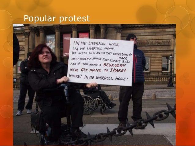 Popular protest