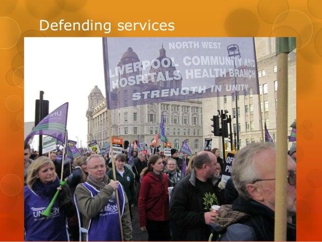 Defending services