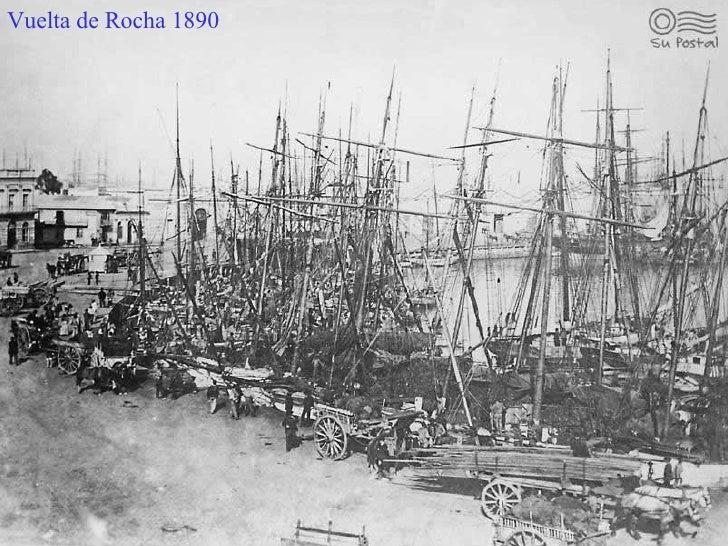 Vuelta de Rocha 1890