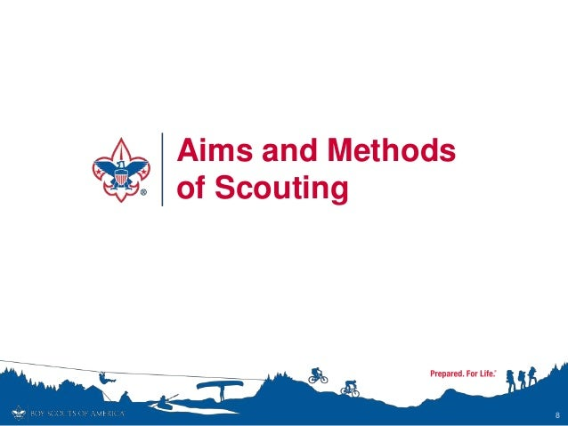 Aims and Methods of Scouting 8