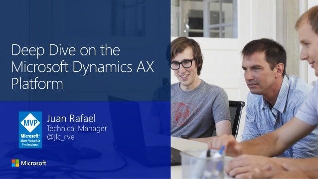 AX Platform Application Lifecycle Management Cross platform HTML5 Client Cloud optimized Server runtime Visual Studio deve...