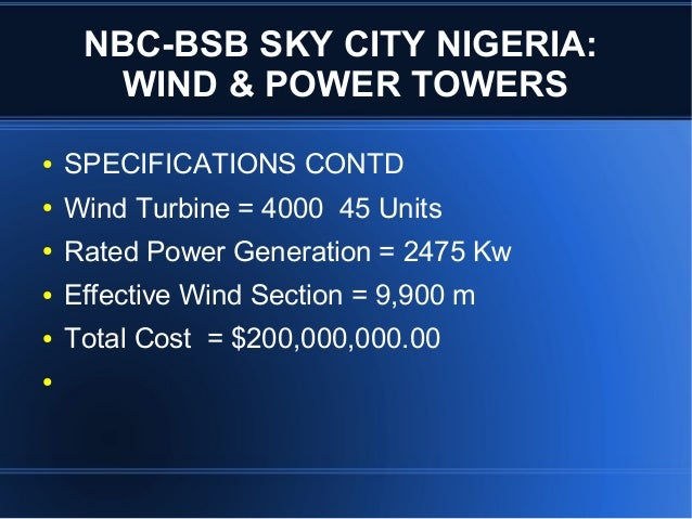 Bsb Sky City Nigeria Development Club