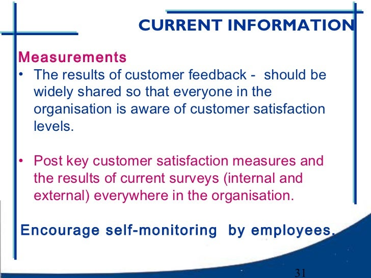 deliver monitor and evaluate customer service to internal customers essay Unit 328 deliver, monitor and evaluate customer service to internal customers 188 unit 329 deliver, monitor and evaluate customer service to external customers 192.
