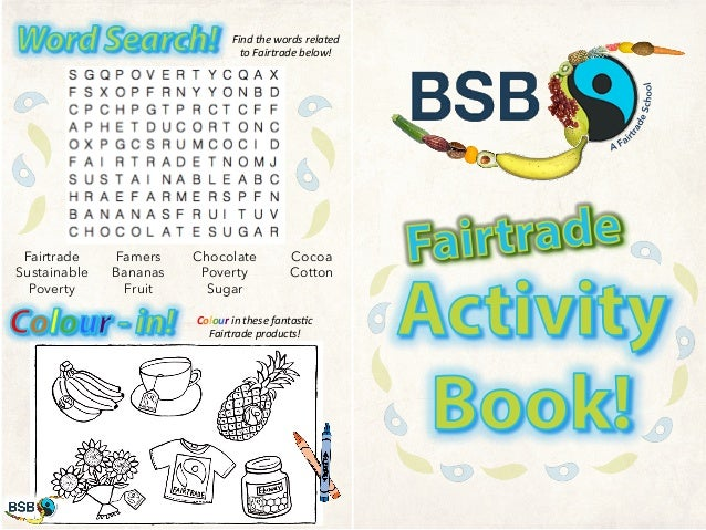 Bsb Fairtrade Booklet 1