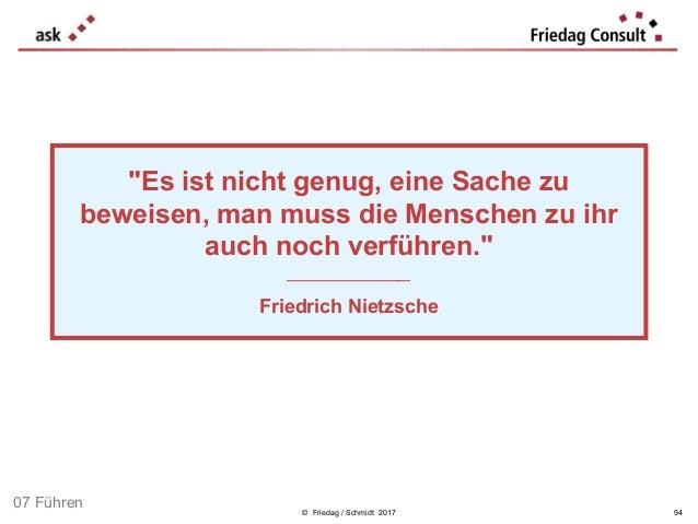 """© Friedag / Schmidt 2017 """"Es ist nicht genug, eine Sache zu beweisen, man muss die Menschen zu ihr auch noch verführen."""" _..."""