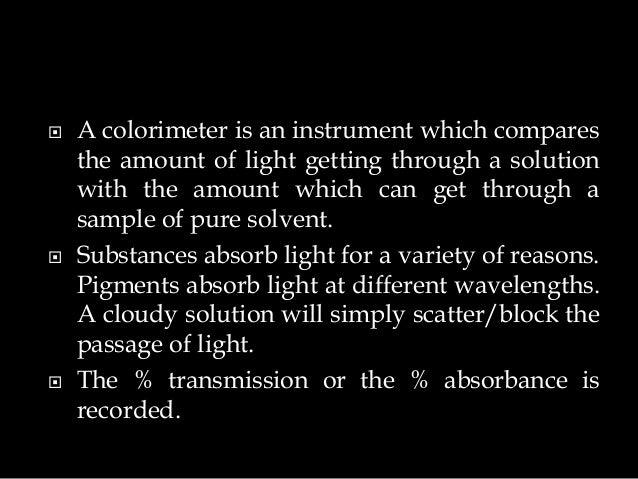 colorimeter wikipedia