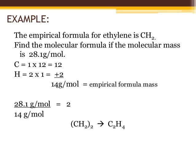 writing empirical formulas An empirical formula is the lowest ratio of the atoms within a molecule the empirical formula is accurate when describing ionic compounds, which cannot be broken into a single molecule unit but when describing covalent compounds we use a molecular formula which describes the atoms within a single molecule the ratio of atoms within a molecular formula is the same as that in the empirical.