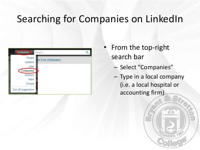 how to research companies