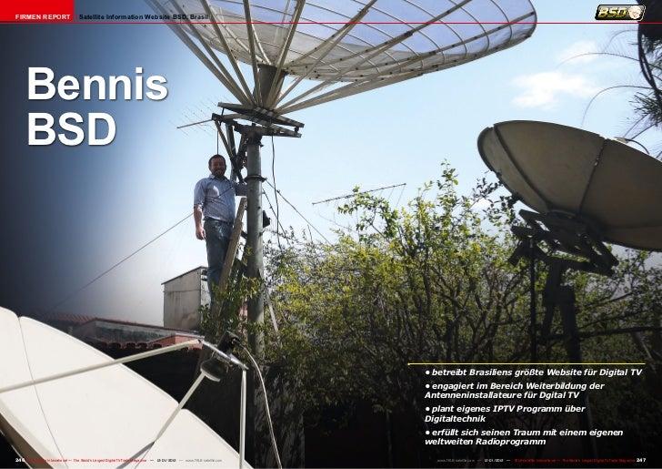 Firmen Report                       Satellite Information Website BSD, Brasil     Bennis     BSD                          ...