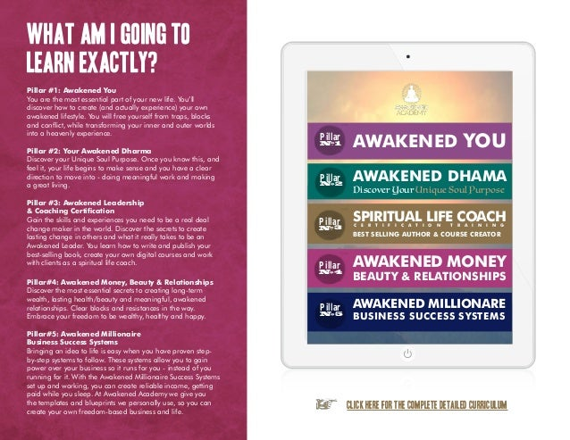 Become a Certified Spiritual Life Coach, Author and Awakened Leader