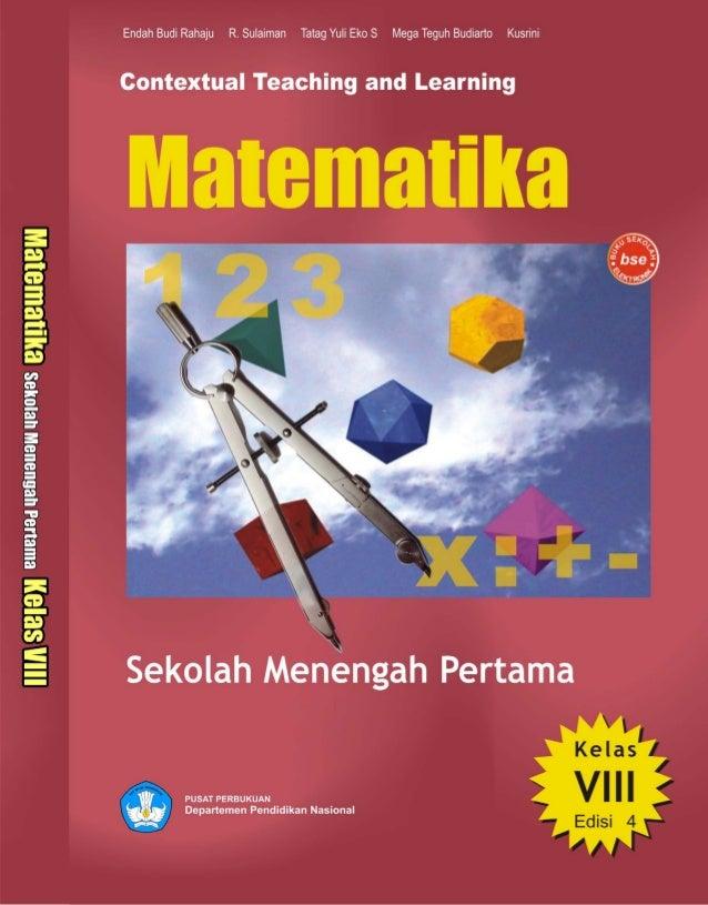 Ebook Matematika Kelas 8
