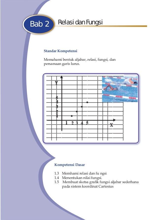 Buku matematika smp kelas viii endah budi rahaju cartesius bab 2 35 ccuart Image collections