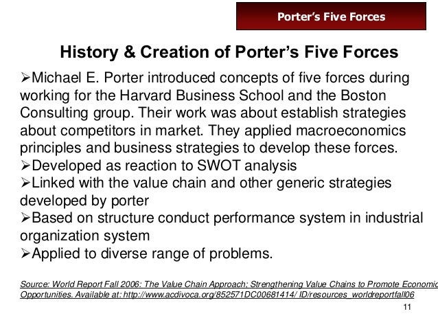 strengths and weaknesses of porter five forces A critical review of pestle, porter five forces and swot  porter's five forces have many usage and functions in  swot stands for strengths, weaknesses,.
