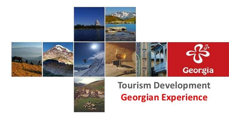 Tourism Development Georgian Experience