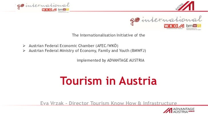 The Internationalisation Initiative of the Austrian Federal Economic Chamber (AFEC/WKÖ) Austrian Federal Ministry of Eco...