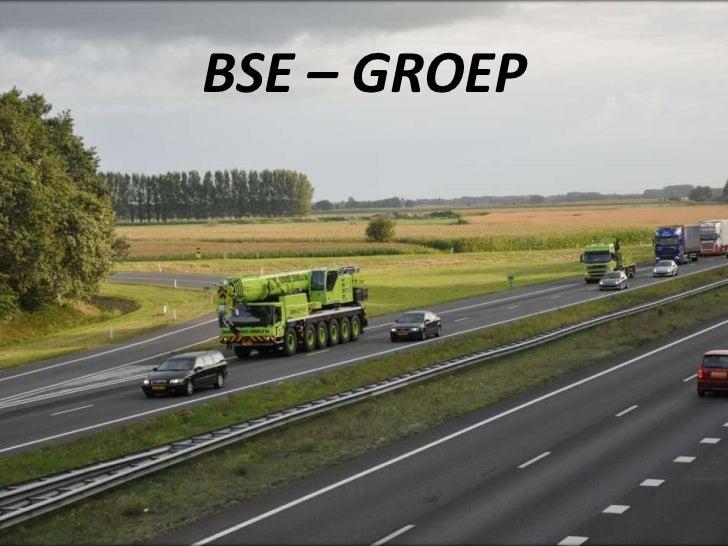 BSE – GROEP
