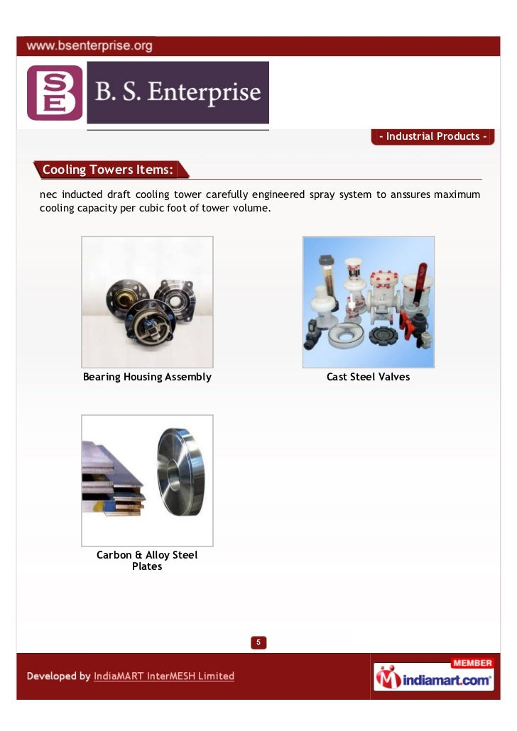 - Industrial Products -Cooling Towers Items:nec inducted draft cooling tower carefully engineered spray system to anssures...