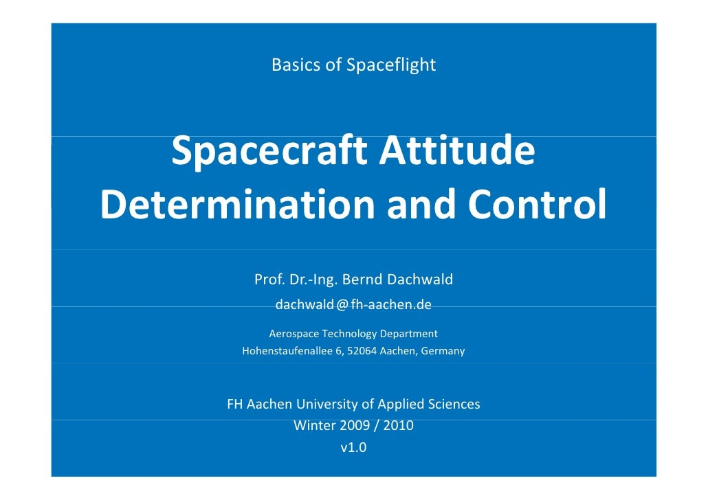 spacecraft attitude - photo #20