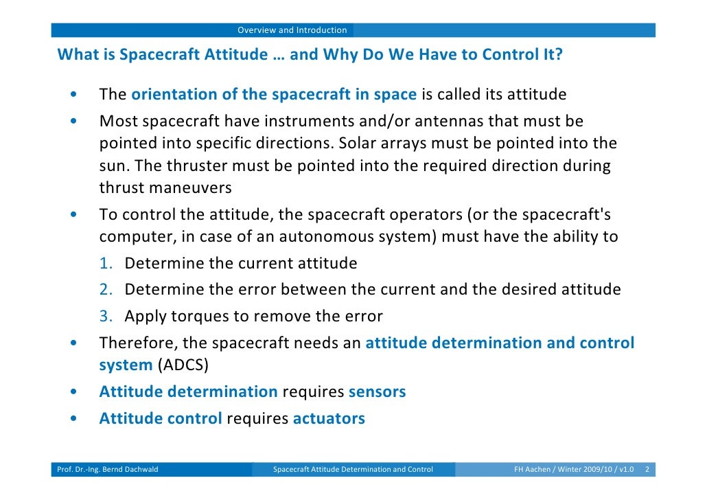 spacecraft attitude - photo #24