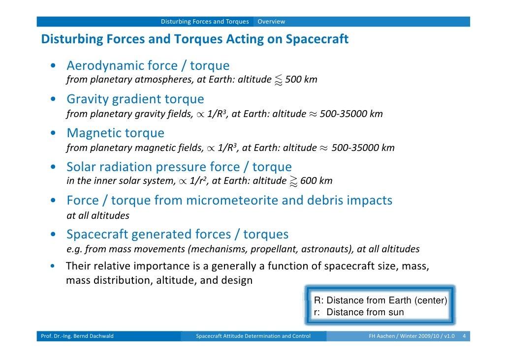 spacecraft attitude determination and control - photo #10