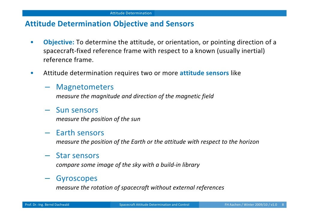spacecraft attitude determination and control - photo #9