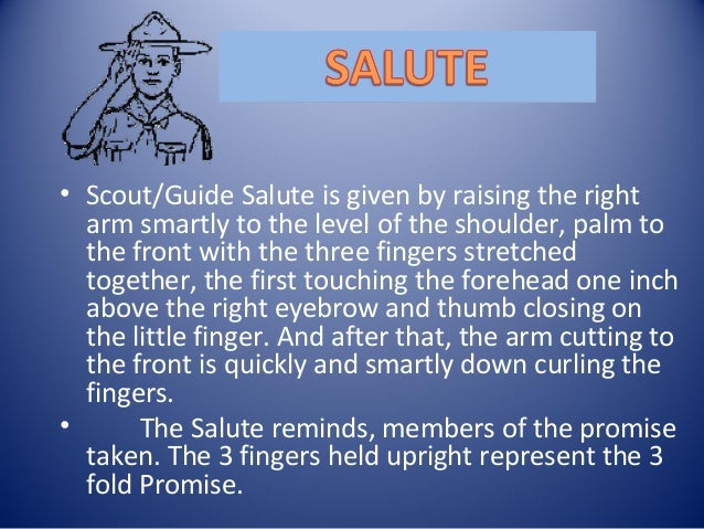 Bharat Scouts & Guides Prayer – Scout Library