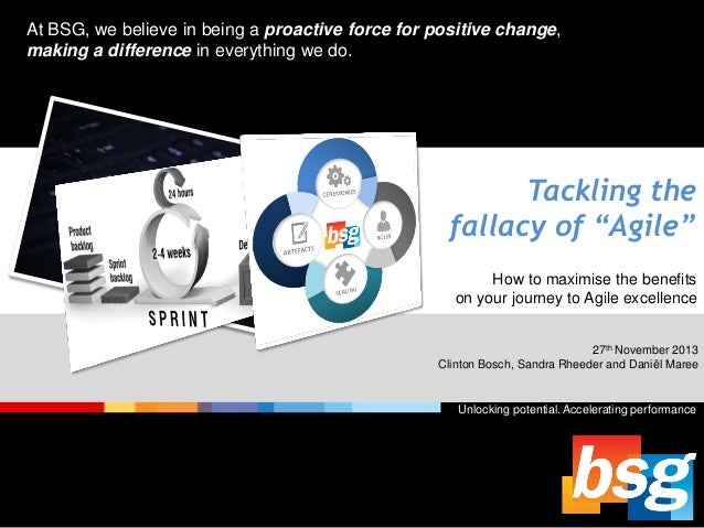 At BSG, we believe in being a proactive force for positive change, making a difference in everything we do.  Tackling the ...