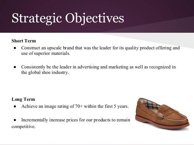 Short business presentation
