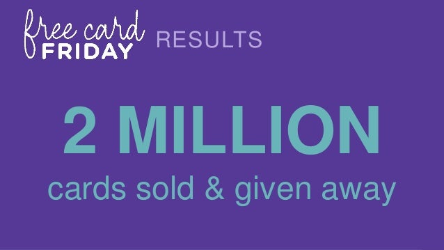 PROPRIETARY&CONFIDENTIALINFORMATIONOFHALLMARKCARDS,INC RESULTS Shoppers who participated bought +27% more cards