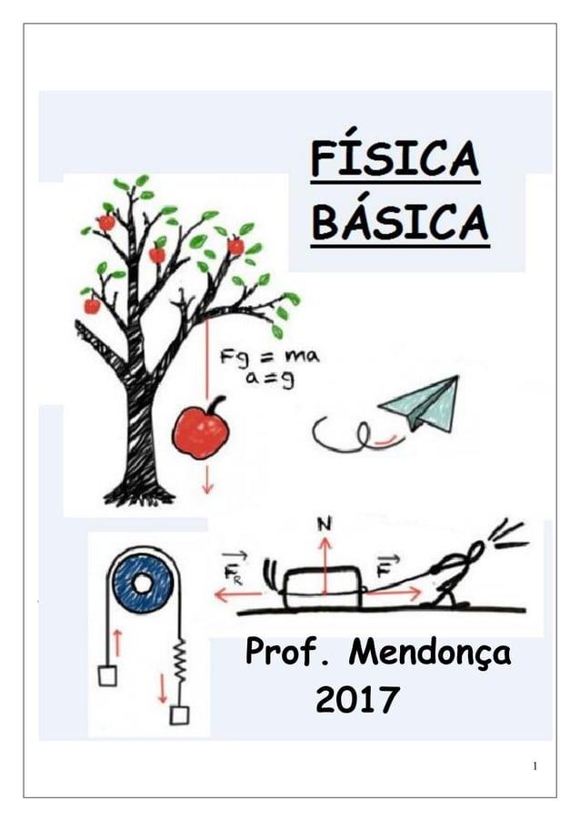 1 Prof. Mendonça 2017