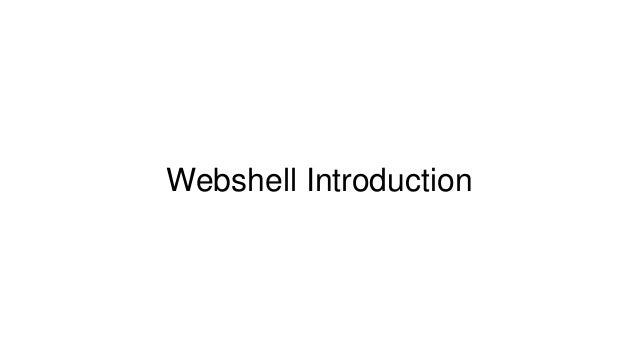 Aspx One Liner Webshell