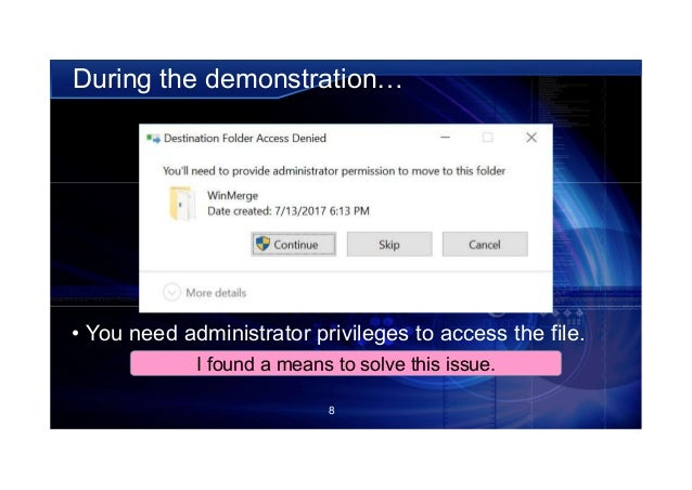 How to escalate privileges to administrator in latest Windows
