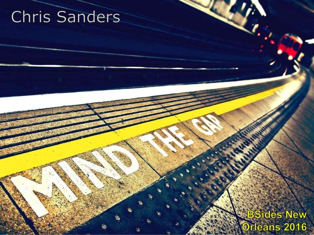 Minding the Metacognitive Gap - BSides NOLA
