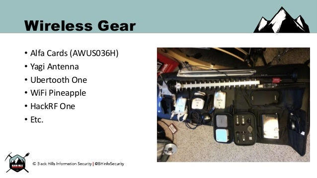 How to Build Your Own Physical Pentesting Go-bag