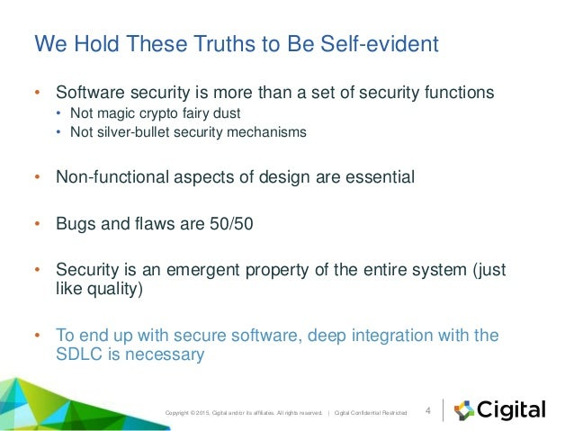 Building security in maturity model