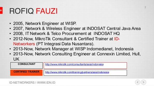 mikrotik security - Network Consulting Engineer