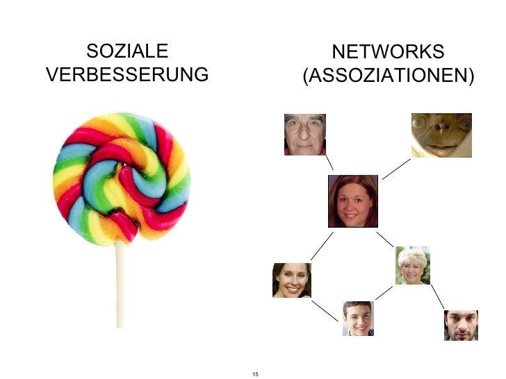 NETWORKS (ASSOZIATIONEN) SOZIALE VERBESSERUNG